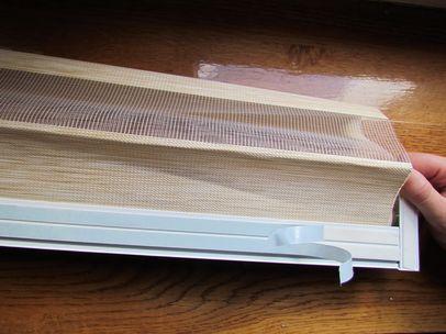 Instrukcja montażu rolety dzień/noc w kasecie